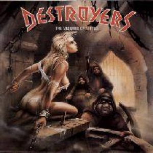 Destroyers - The Miseries of Virtue cover art