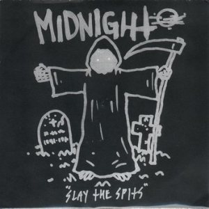 Midnight - Slay the Spits cover art