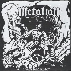 Metalian - Metalian / Death Is Easy cover art