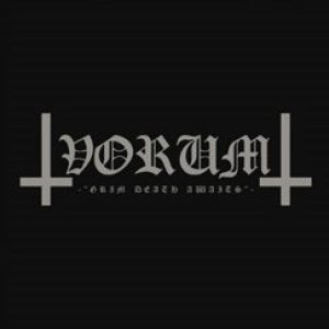 Vorum - Grim Death Awaits cover art
