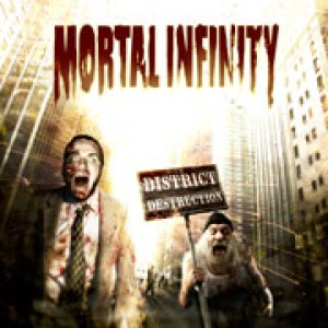 Mortal Infinity - District Destruction cover art