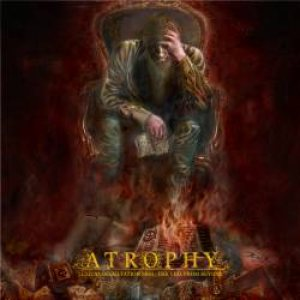 Atrophy - Lexical Occultation 1.618: the Veil from Beyond cover art