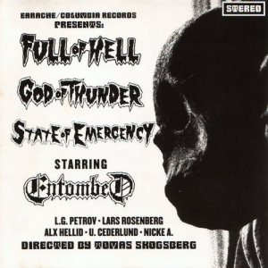 Entombed - Full of Hell cover art