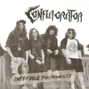 Conflagrator - Inevitable Punishments cover art