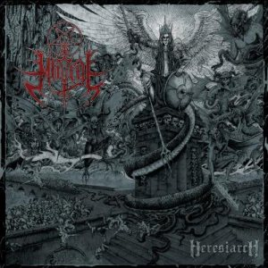 Mhorgl - Heresiarch cover art