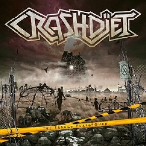 Crashdïet - The Savage Playground cover art
