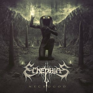 Ecnephias - Necrogod cover art