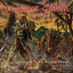 Motordeath / Disinfected - Disinfected / Motordeath cover art