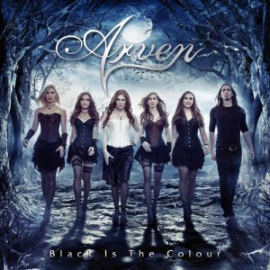 Arven - Black Is the Colour cover art