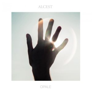 Alcest - Opale cover art