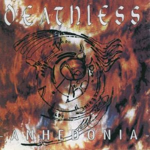 Deathless - Anhedonia cover art