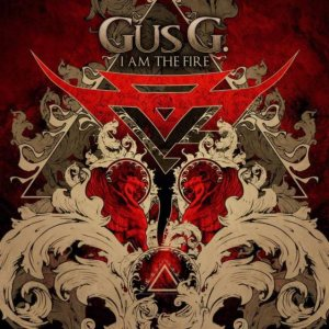 Gus G. - I Am the Fire cover art