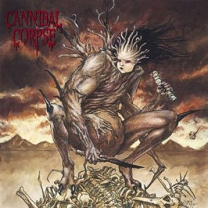 Cannibal Corpse - Bloodthirst cover art
