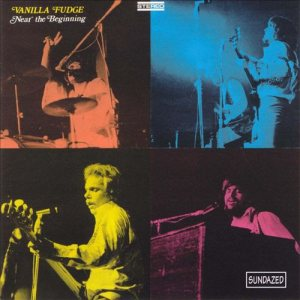Vanilla Fudge - Near the Beginning cover art