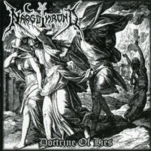 Nargothrond - Doctrine of Lies cover art