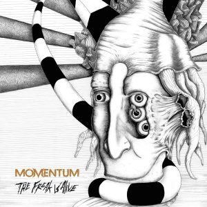Momentum - The Freak Is Alive cover art
