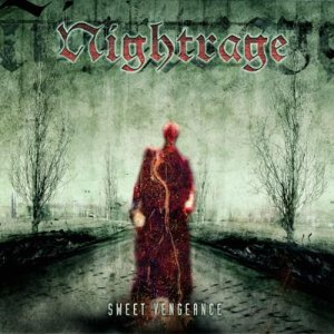 Nightrage - Sweet Vengeance cover art