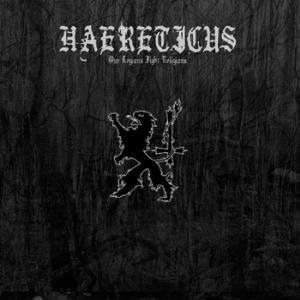 Haereticus - Our Legions Fight Religions cover art