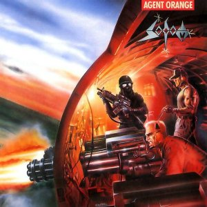 Sodom - Agent Orange cover art