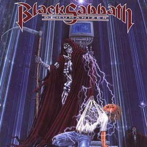 Black Sabbath - Dehumanizer cover art