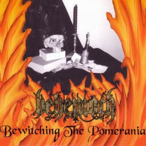 Behemoth - Bewitching the Pomerania cover art