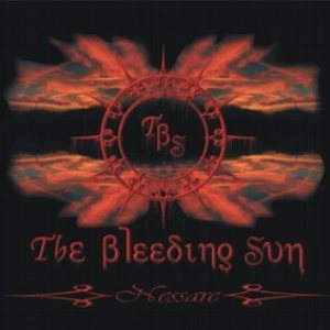 The Bleeding Sun - Nessare cover art