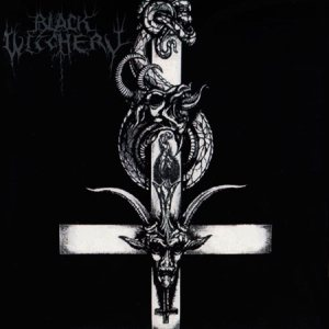 Black Witchery - Desecration of the Holy Kingdom cover art