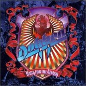 Dokken - Back for the Attack cover art