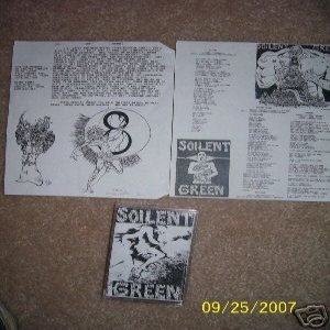 Soilent Green - Squiggly cover art