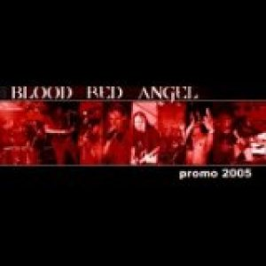 Blood Red Angel - Promo 2005 cover art