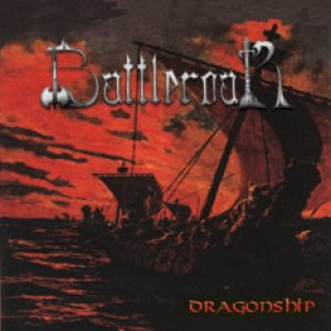 Battleroar - Dragonship cover art