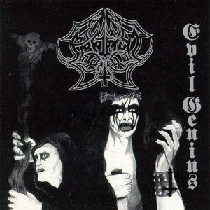 Abruptum - Evil Genius cover art