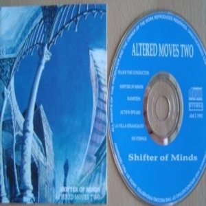 Altered Moves Two - Shifter of Minds cover art