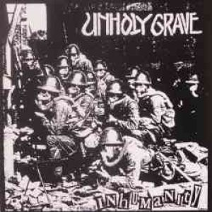 Unholy Grave - Inhumanity cover art
