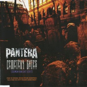 Melvins / Pantera / Sepultura - Cemetery Gates (Demon Knight Edit) cover art