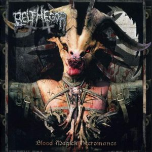 Belphegor - Blood Magick Necromance cover art