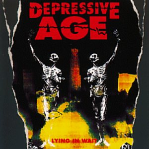 Depressive Age - Lying in Wait cover art