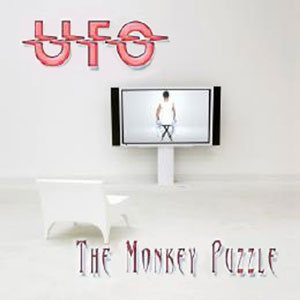 UFO - The Monkey Puzzle cover art