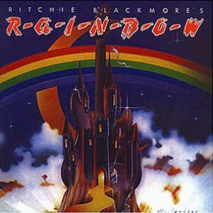 Rainbow - Ritchie Blackmore's Rainbow cover art
