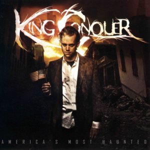 King Conquer - America's Most Haunted cover art
