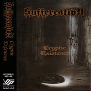 Suffercation - Cryptic Existance cover art