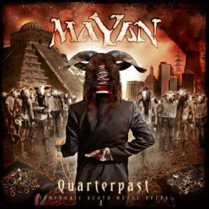 Mayan - Quarterpast cover art
