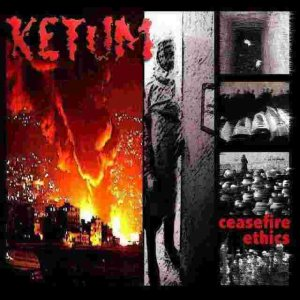 Ketum - Ceasefire Ethics cover art