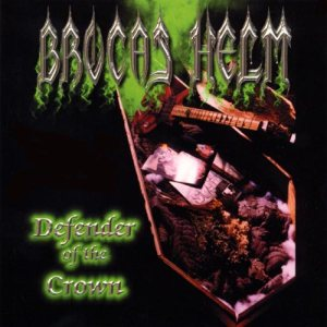 Brocas Helm - Defender of the Crown cover art