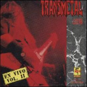 Transmetal - En Vivo Vol. 2 cover art