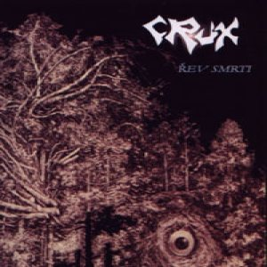 Crux - Řev smrti cover art