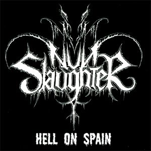 Nunslaughter - Hell on Spain cover art