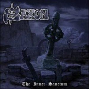 Saxon - The Inner Sanctum cover art