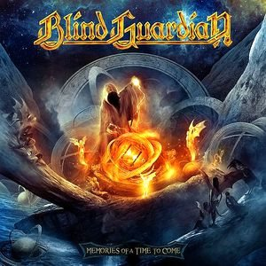 Blind Guardian - Memories of a Time to Come cover art