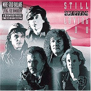 Scorpions - Still Loving You cover art